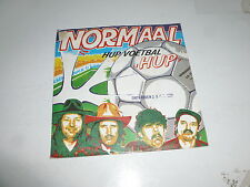"NORMAAL - Hup Voetbal Hup - 1987 2-Track Dutch 7"" Juke Box Vinyl Single"