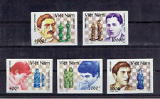 French Offices in China Indochina Vietnam Famous Chess Players IMP Full Set of 5