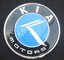 "Front Grill ""K"" Logo Blue Emblems #7 For 01 06 Kia Optima"