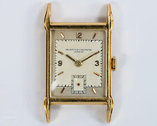Vintage 18k Yellow Gold Vacheron Constantin Wristwatch with V435 17j Movement!