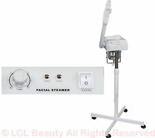 Brand New Aromatherapy Ozone Rolling Facial Steamer Salon Spa Beauty equipment