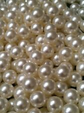 200pc pearls cream no hole round beads 5mm for DIY Projects/Weddings/Decors/Gift