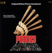 Pranks - Original Soundtrack [1982] | Christopher Young | CD