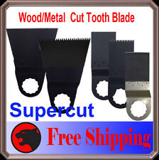 5 Wood Metal  Oscillating Multi Tool Saw Blades For Fein Supercut FSC AFSC 8.0