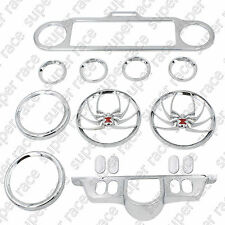 Hot Style Chrome Trim Ring Kits For Harley Touring Electra Glides FLHT 1996-2013