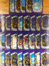 3D HARRY POTTER CHOCOLATE FROG CARDS X 29 All In Great Condition
