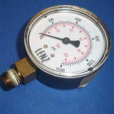 LENZ 1500PSI, 100BAR PRESSURE GAUGE 165992