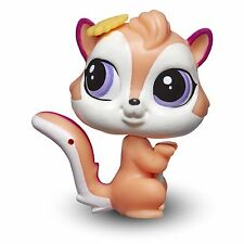 Littlest Pet Shop Get the Pets Single #3743 MOREY CHESTERFIELD the Chipmunk