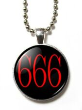 Magneclix magnetic pendant-666/Number of the Beast