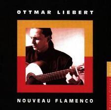 Ottmar Liebert, Nouveau Flamenco (CD 1990 Higher Octave)