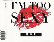 Right said Fred I'm too sexy (1991) [Maxi-CD]