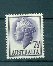 QUEEN ELIZABETH II - AUSTRALIA 1957 Common Stamp