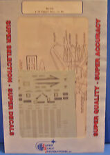 1/48 SUPER SCALE DECALS 48-326 F-14 TOMCAT DATA SHEETS LOW VIS