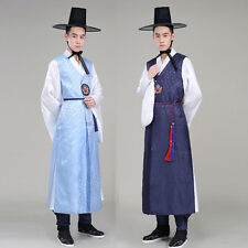 Hanbok Dress Korean Traditional Man Hanbok Set Groom Korean National Costume