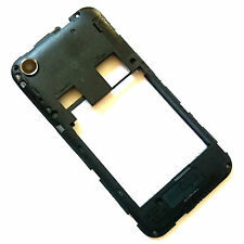 100% Genuine HTC Desire 320 rear chassis frame housing+camera glass+antennas