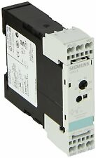 Siemens 3RP1540-2AB31 Solid State Time Relay, Industrial Housing, 22.5mm