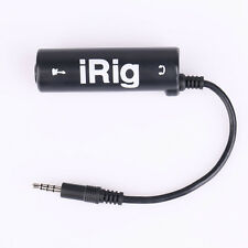 New guitar tuners iRig Guitar iRig Interface Converter  For iPhone / iPad / iPod