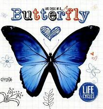 Life Cycles: Life Cycle of a Butterfly by Grace Jones (2016, Hardcover)