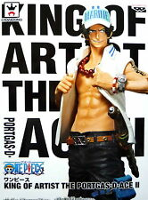 One Piece / KING OF ARTIST THE PORTGAS.D.ACE Part.2 / Banpresto Craneking
