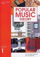 LCM London College of Music Music Musique Populaire théorie Grade 1