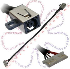 DELL Inspiron 14 3000 INS14SD-1116B DC IN Cable Power Jack Port Socket Connector