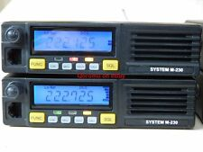 System M-230 Repeater for HAM Amateur Radio 220 (222 - 225) MHz