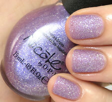 NEW! Nicole By OPI nail polish lacquer I LILAC GUMDROPS ~ Gumdrops