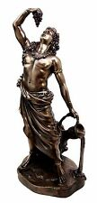 DIONYSIUS BACCHUS STATUE FIGURINE MUSEUM GREEK DECOR GOD WINE AND ECSTACY