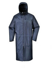 Unisex Long Raincoat Jacket for rainy season with carry bag n good quality