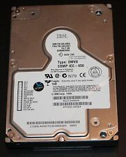 SCSI Disco Rigido da 18 GB, IBM/Seagate