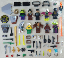 10 NEW LEGO MINIFIG LOT figures people Men zombie minifigures city town set guys