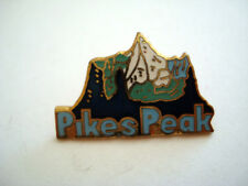 PINS RARE MONTAGNE PIKES PEAK COLORADO USA