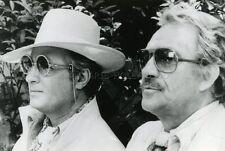 MICHEL SERRAULT  UGO TOGNAZZI  LA CAGE AUX FOLLES 1978 VINTAGE PHOTO ORIGINAL #3