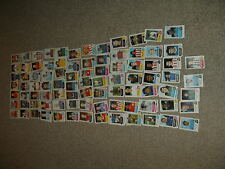 CHOICE of various GREENBACK FOOTBALL CARDS (to make up your set)