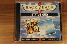 Status Quo - Whatever you want & Just Supposin' (1991) (Vertigo‎– 848 087-2)