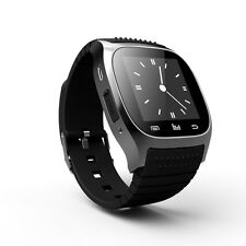 M26 Bluetooth Smart Watch Phone Mate For Android IOS iPhone Samsung LG Sony HTC