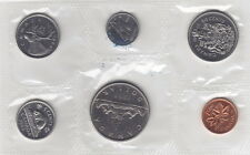 1968 Canada Proof-Like Coin Set By Royal Canadian Mint