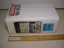 Maxwell High Voltage Capacitor .075 uf  40 KVDC