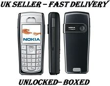 CHEAP NEW CONDITION NOKIA 6230I BLACK UNLOCKED CLASSIC BLUETOOTH CAMERA PHONE