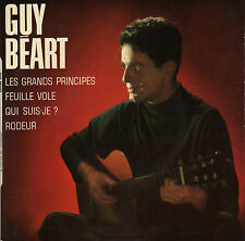 GUY BEART LES GRANDS PRINCIPES FRENCH ORIG EP