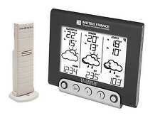 Station METEO FRANCE La Crosse Technology WD4935 Grise