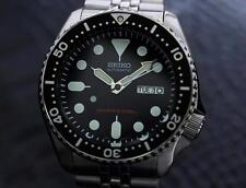 Seiko Automatic Vintage Mens 42.5mm Diver c2000 Stainless Japanese Watch 8103