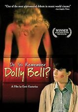 Do You Remember Dolly Bell? DVD 1981 Coming Of Age Drama, Serbo-Croatian, Emir K