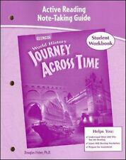 Journey Across Time, Active Reading and Note-Taking Guide (MS WH JAT FULL SURVE