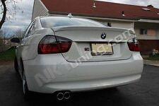 BMW E90 Rear boot spoiler Mpakiet Msport (1070)
