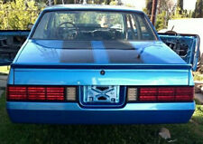 1978-81 CHEVY MALIBU COUPE OR SEDAN FRONT AND REAR TUCK BUMPERS