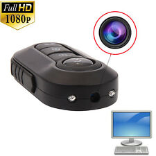 HD 1080P Car Key Chain Digital Video Camera IR Night Vision Motion Detect DVR