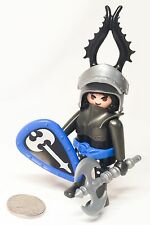 Playmobil Castle Knights Dark Knight Shield Sword 3315