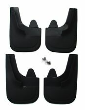 VOLKSWAGEN TOUAREG I big mudflaps mud flaps , large splash guards 4 pieces