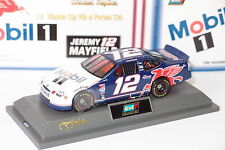 REVELL NASCAR 1998 FORD TAURUS #12 MOBIL 1 JEREMY MAYFIELD 1/43